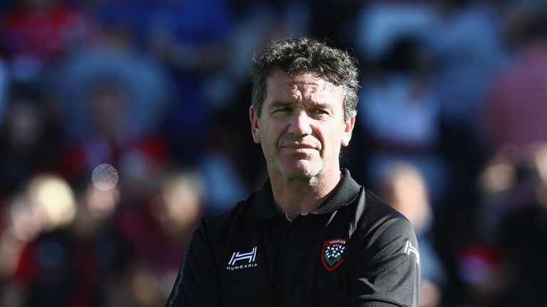 Mike Ford is leaving Toulon for 'another project' according to the  French club