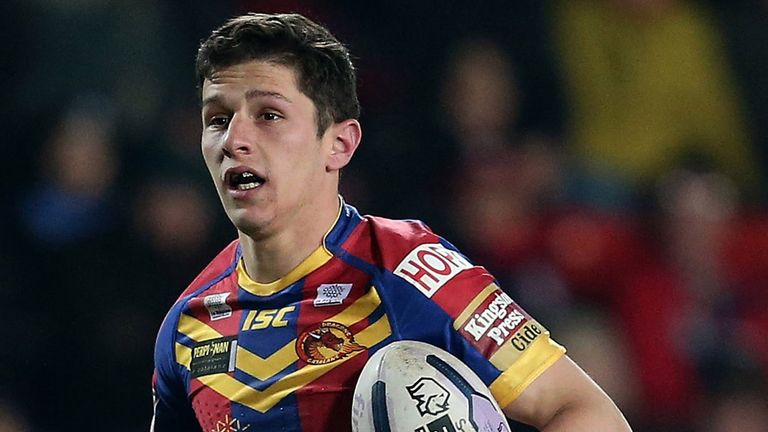Morgan Escare will play for Wigan next season
