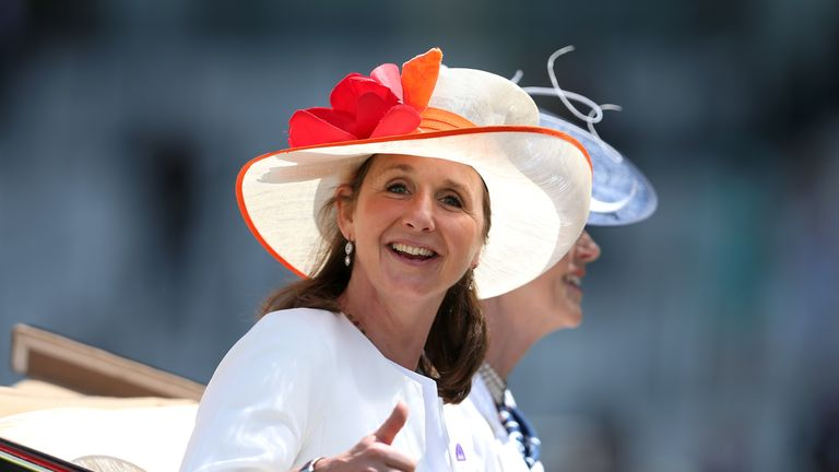 Alice Plunkett has been appointed as a non-executive racecourse committee director