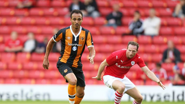 Rotherham United sign former West Brom and Stoke City striker