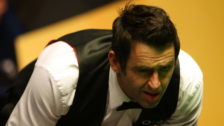 "Ronnie O'Sullivan says snooker has ""lost respect"" with other sports"
