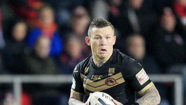 Todd Carney is leaving Catalans Dragons by mutual consent