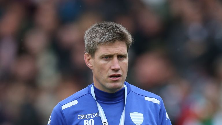Racing coach Ronan O'Gara will again return to Thomond Park