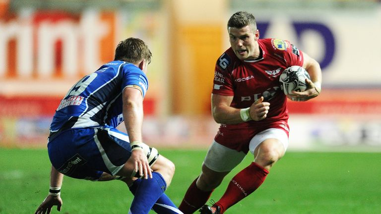 Williams admitted his disappointment at not making Warren Gatland's Lions squad, but is focused on silverware