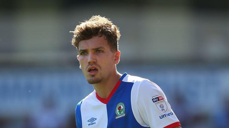 Sam Gallagher equalised for Blackburn