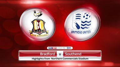 Bradford 1-1 Southend