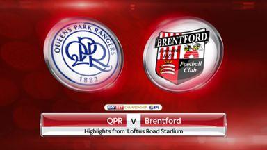 QPR 0-2 Brentford