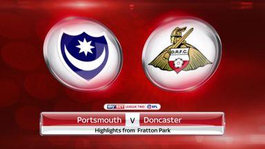 Portsmouth 1-2 Doncaster