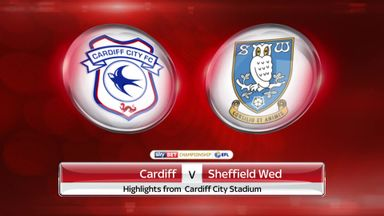 Cardiff 1-1 Sheffield Wednesday