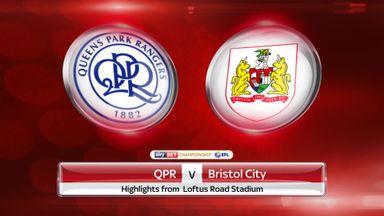 QPR 1-0 Bristol City