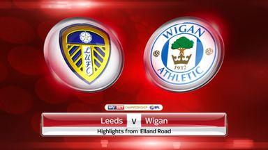 Leeds 1-1 Wigan