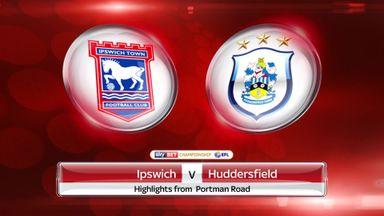 Ipswich 0-1 Huddersfield