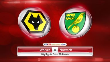 Wolves 1-2 Norwich
