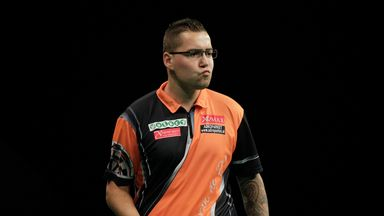 Benito van de Pas claimed his third Players Championship win of 2016. Lawrence Lustig/PDC
