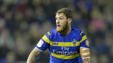 Daryl Clark has committed his future to Warrington for the next four seasons