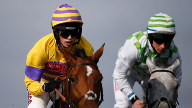 Cliffs Of Dover is out for the season