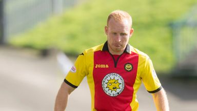 Ziggy Gordon has swapped Firhill for Poland