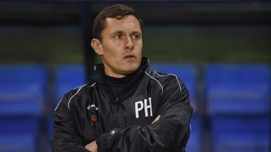 Paul Hurst is now in charge of Shrewsbury after leaving Grimsby