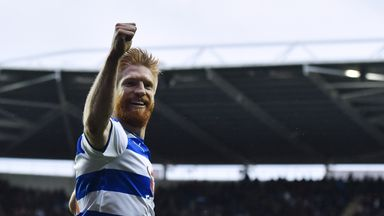 Reading defender Paul McShane: Expected to start