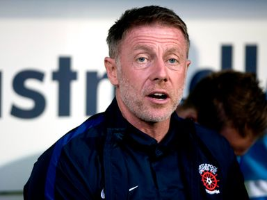 Craig Hignett: Leaves Hartlepool after run of one win in nine