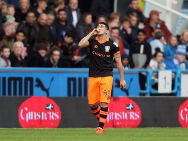 Fernando Forestieri: Ruled out because of suspension
