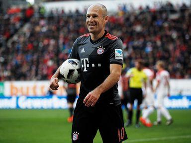 Arjen Robben: New Bayern Munich deal