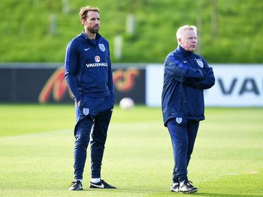 Gareth Southgate has let Sammy Lee leave the England set-up