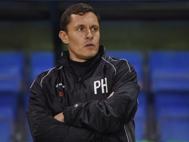 Paul Hurst: Now in charge of League One Shrewsbury