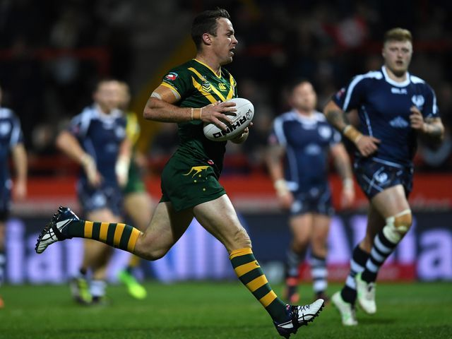 Kangaroos kick off Four Nations with a win