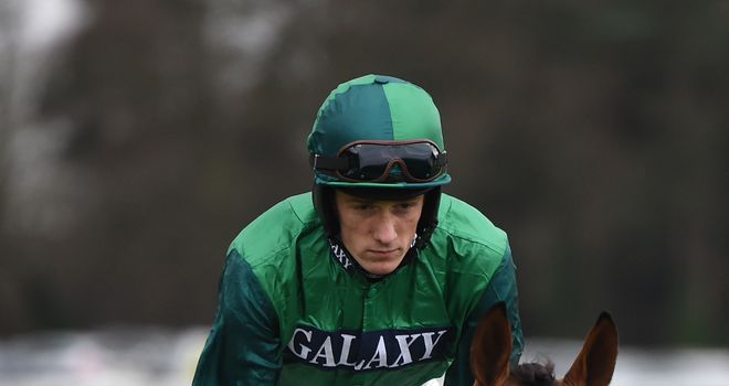 Sam Twiston-Davies: Second on return