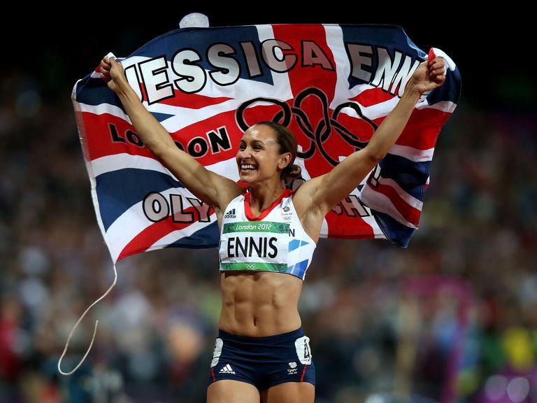 British heptathlete Jessica Ennis-Hill retires