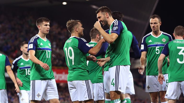 Northern Ireland confirm home friendly in June against New Zealand