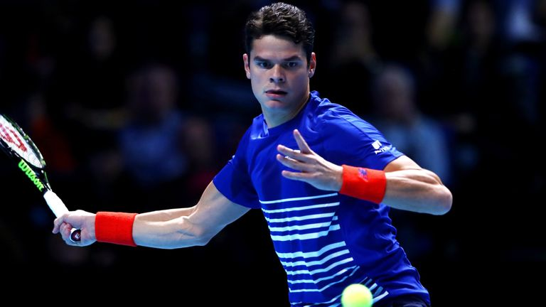 「raonic tour final tennis」の画像検索結果