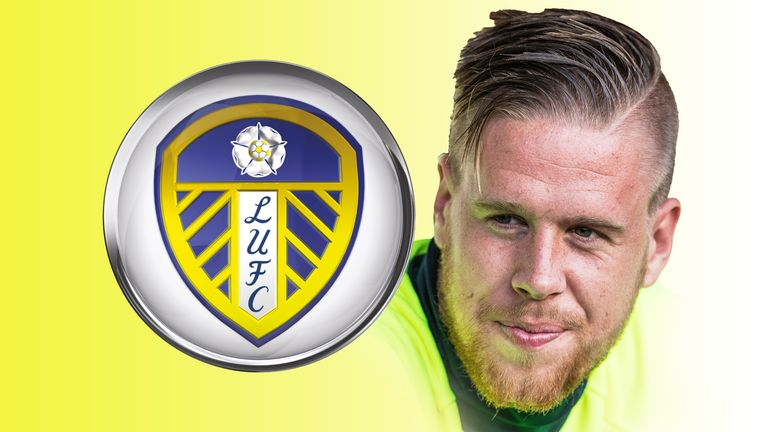 Leeds United defender Pontus Jansson is a popular figure at Elland Road