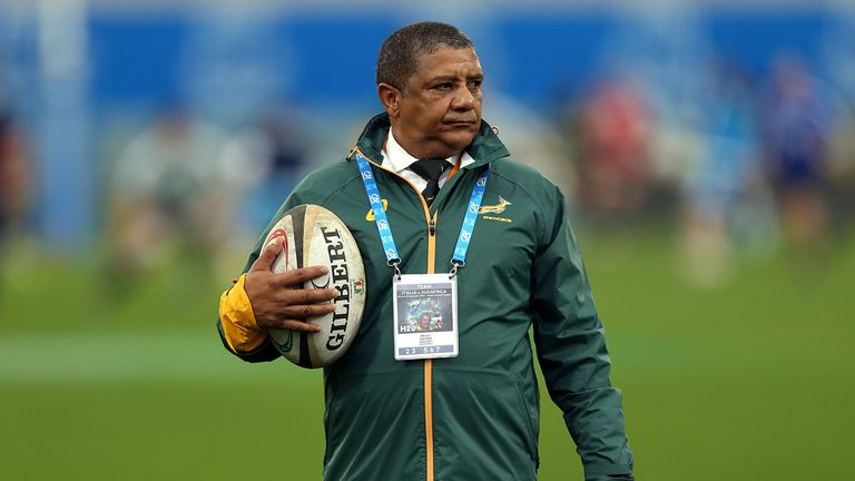 Allister Coetzee will remain in his role as head coach of South Africa