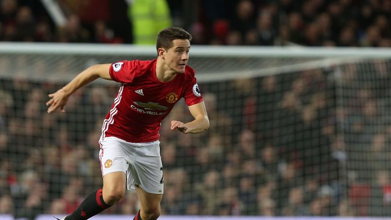 Ander Herrera says luck is against Manchester United at the moment