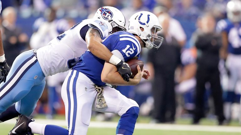 Colts' Andrew Luck In Concussion Protocol, Could Miss Start Against Pittsburgh