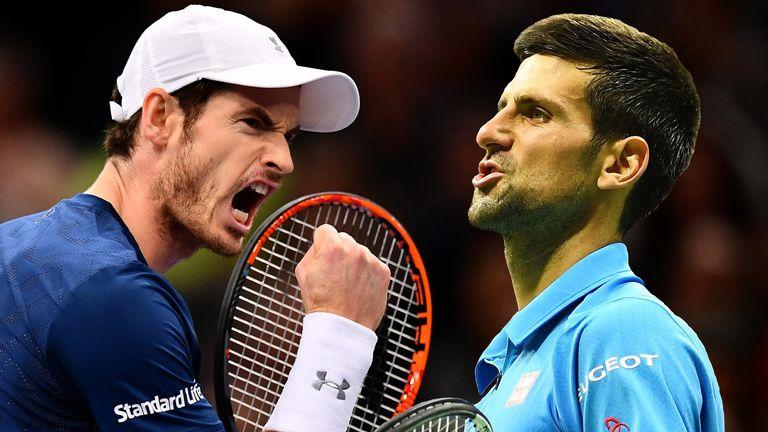 Novak Djokovic beats Dominic Thiem in London