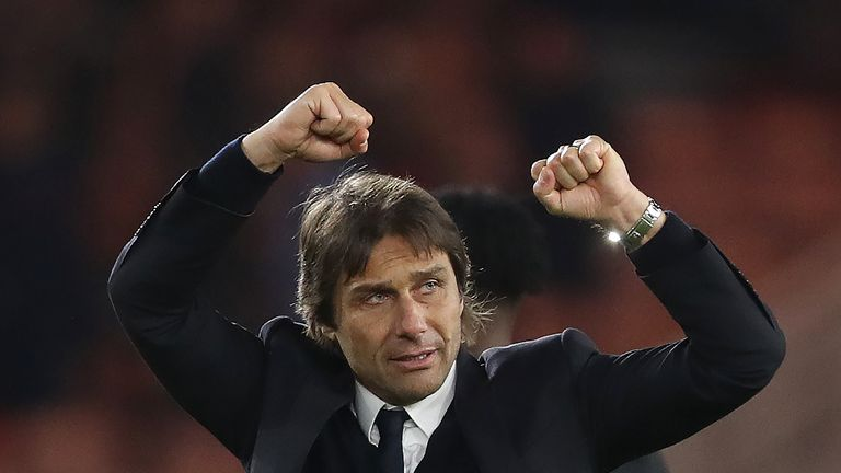 Chelsea manager Antonio Conte has been key to his side's recent revival, thinks Jamie Redknapp