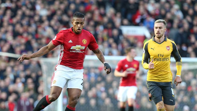 Antonio Valencia has impressed at right-back