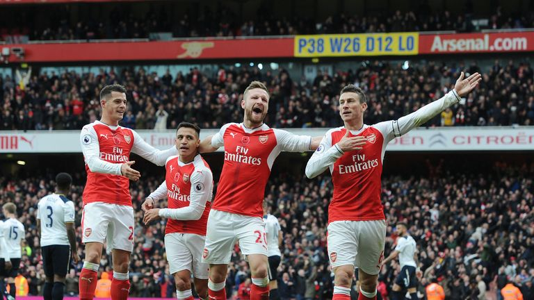 Agen Bola Terpercaya - Arsenal Memiliki Keunggulan