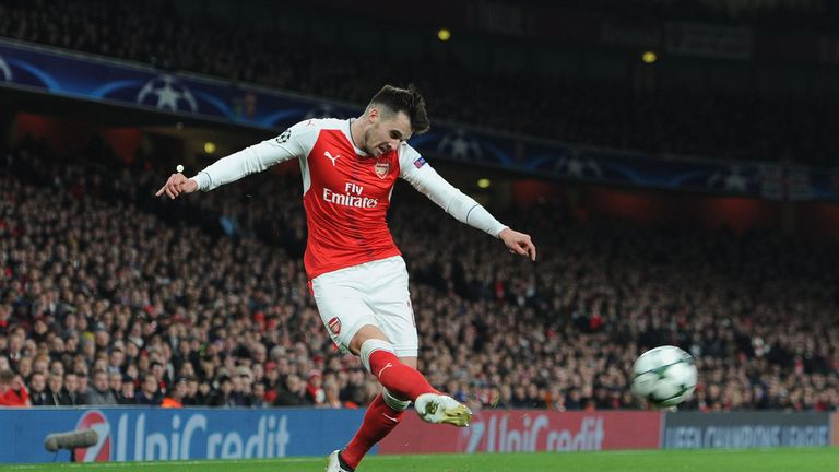 Carl Jenkinson will return to the starting line-up in the EFL Cup tie