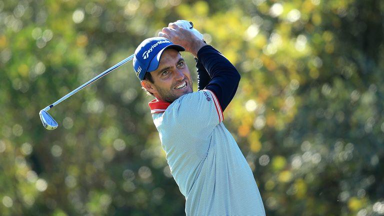 Edoardo Molinari shares second, just a shot behind the leaders