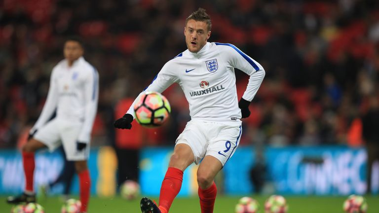 Vardy wants England to show their worth in the days ahead with the World Cup next year
