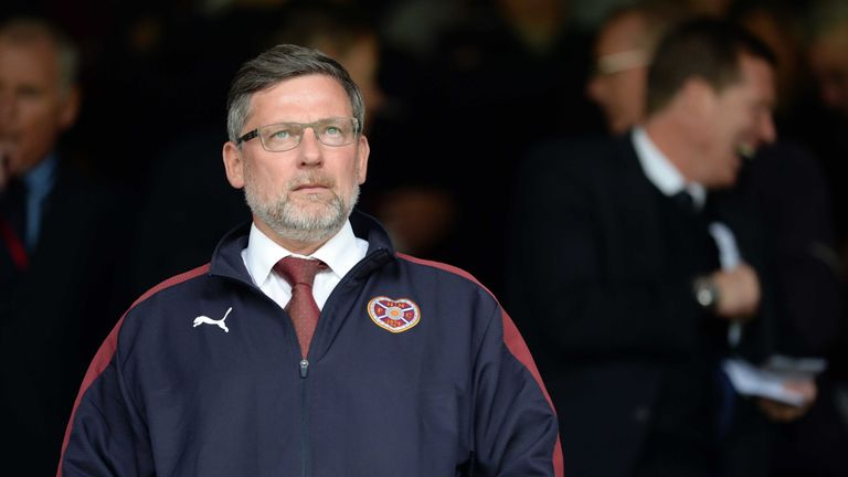 Hearts' director of football Craig Levein has worked with Cathro before