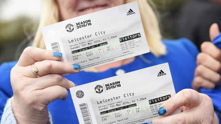 Premier League clubs to start talks on safe-standing next week