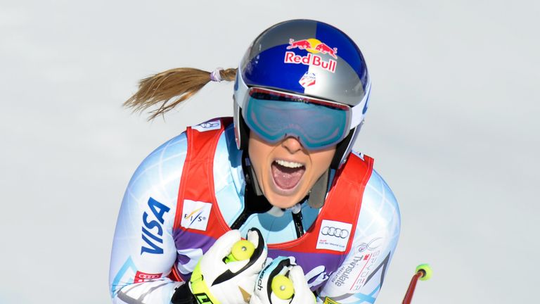 Lindsey Vonn to return to action at Altenmarkt-Zauchensee