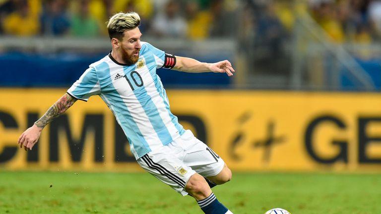 Hasil gambar untuk argentina football lionel messi