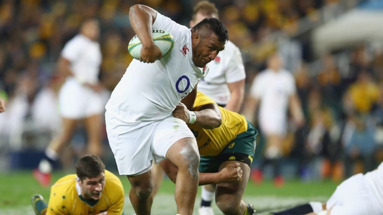 Mako Vunipola will have a scan on his injured knee this week