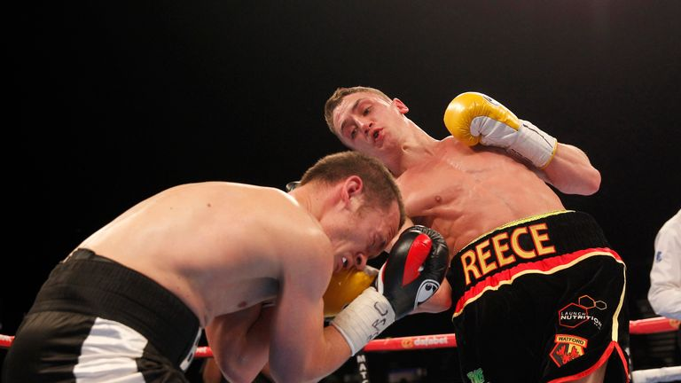 Reece Bellotti's body shots have impressed Jamie Moore